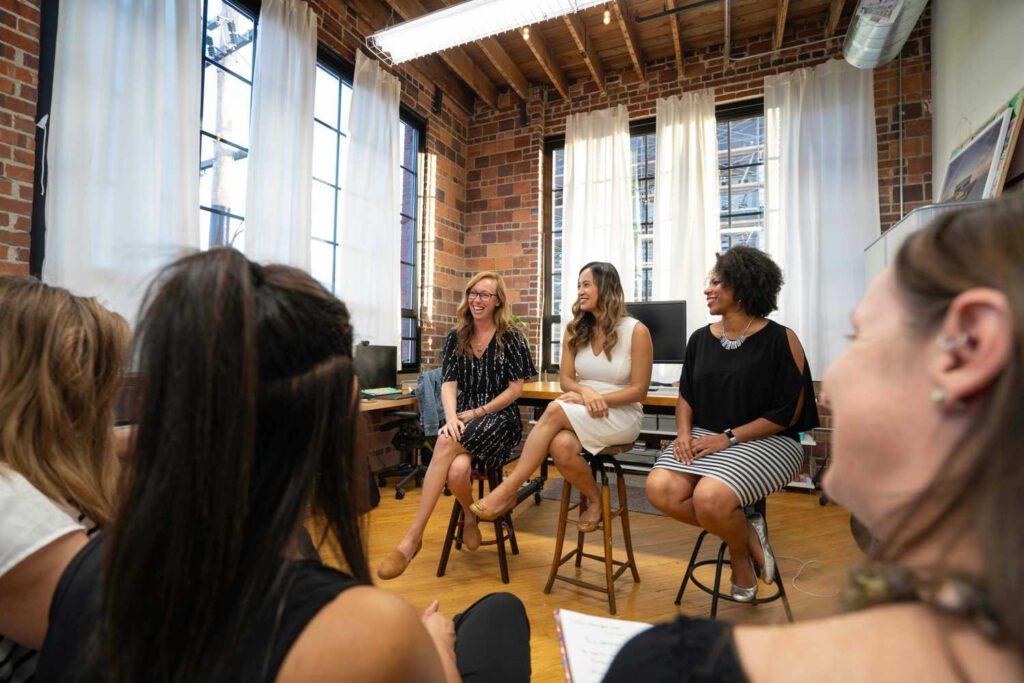 Business Coaching für Frauen: Stärken